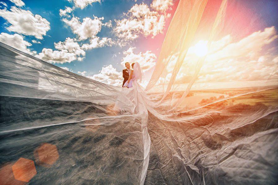 bryllupsfotograf odense billig