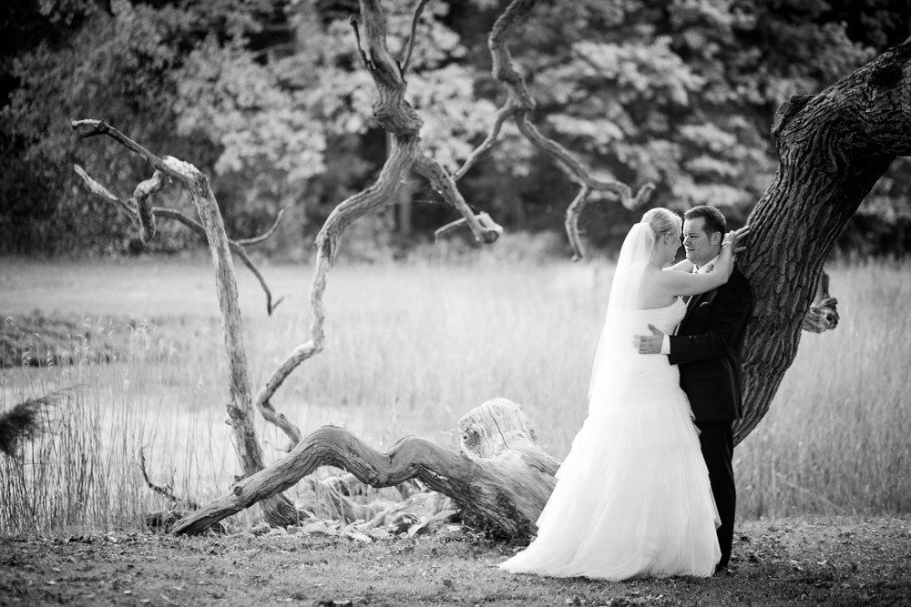 bryllupsfotos fra sjælland