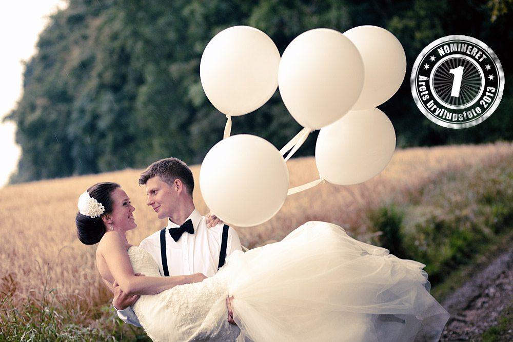 Bryllupsfotograf VSJ nomineret til Danmarks bedste
