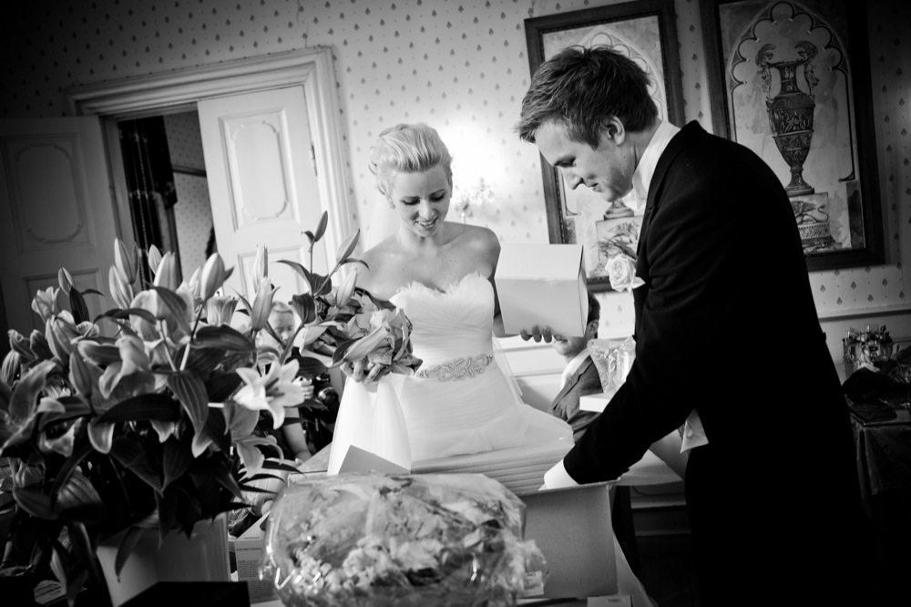 Fotojournalistiske bryllupsfotografer