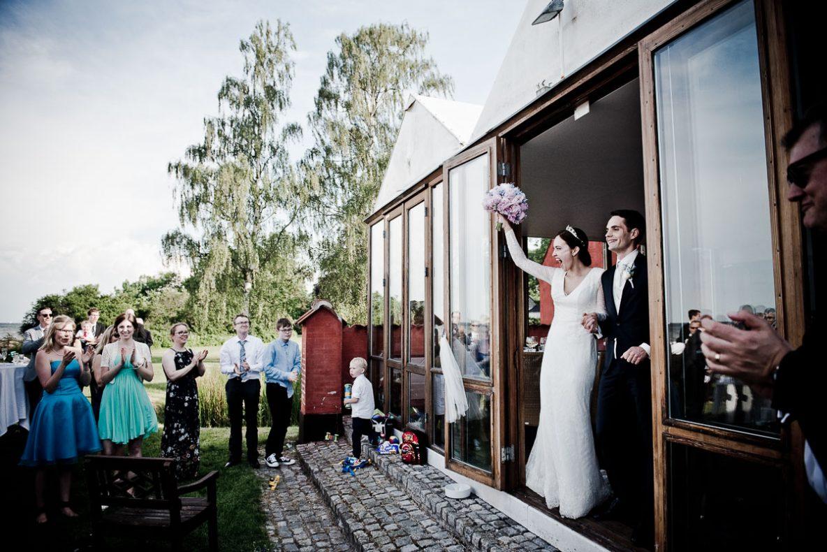 dokumentarisk bryllupsfotograf