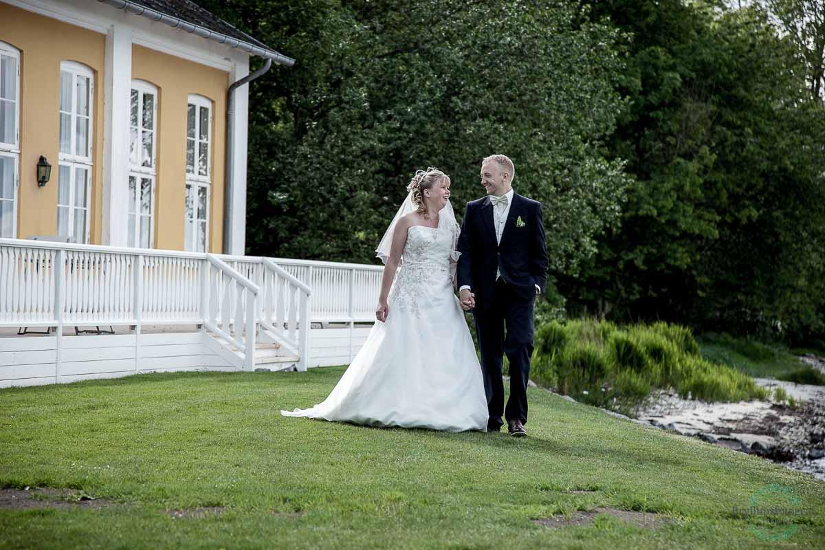 bryllupsbilleder Ballebro Færgekro