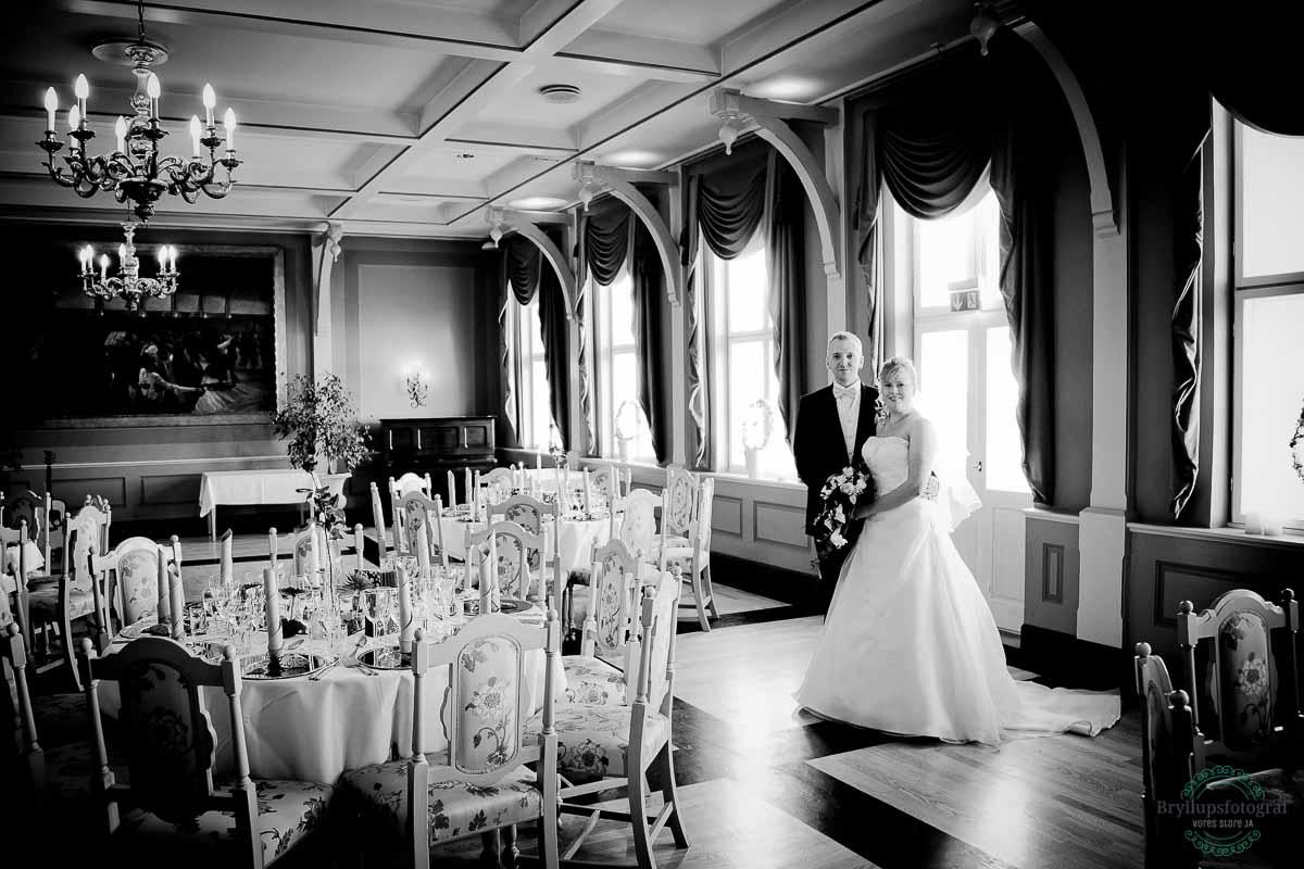 bryllupsfoto Ballebro Færgekro
