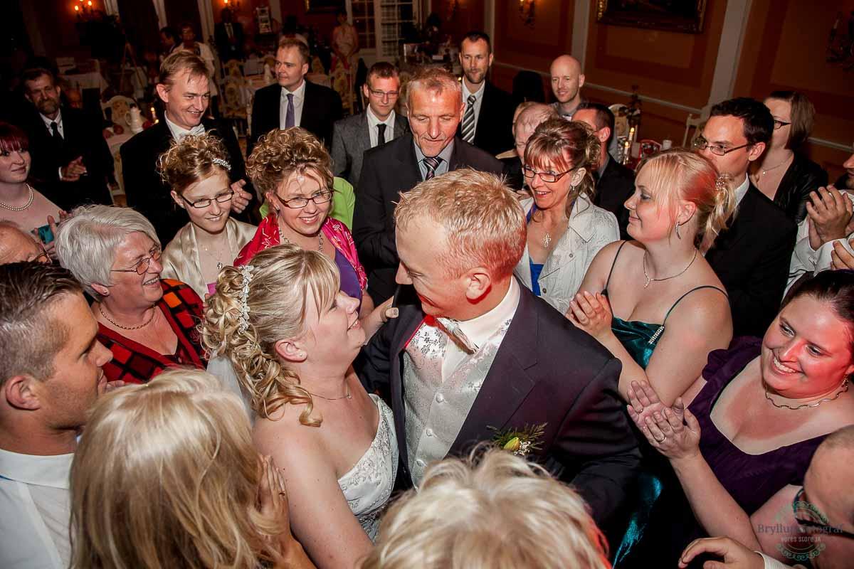 brudevals på ballebro færgekro