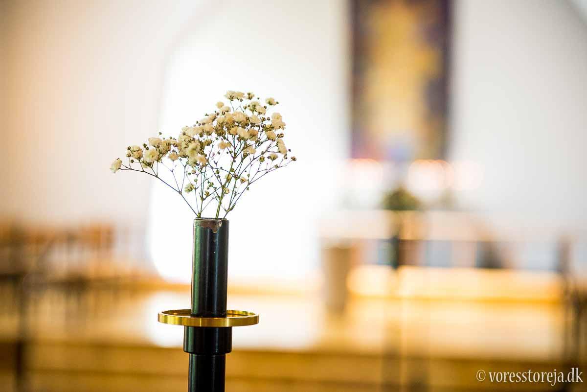 pynt bryllup Christianskirken Aarhus