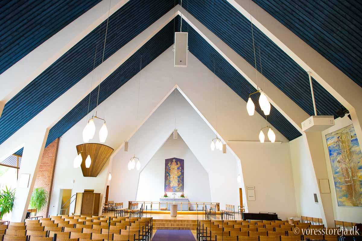 Christianskirken Aarhus før bryllup