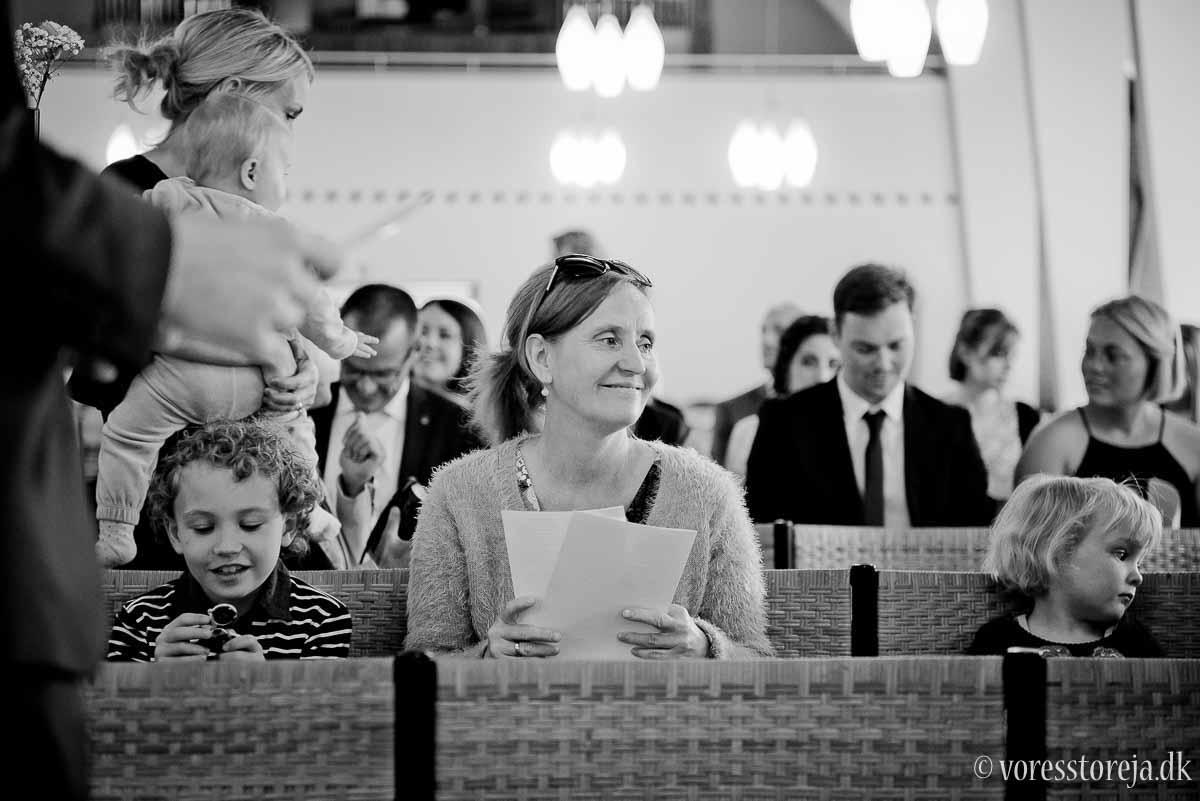 bryllupsgæster aarhus
