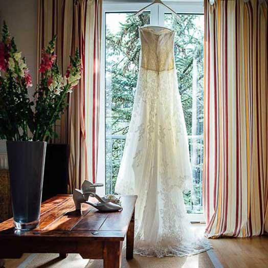 fotograf bryllup brudens forberedelse