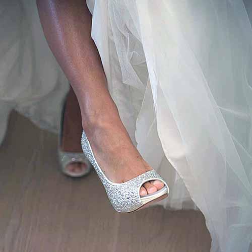 detaljebillede bryllup
