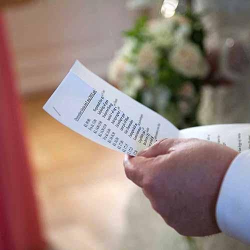 romantisk bryllup i aarhus