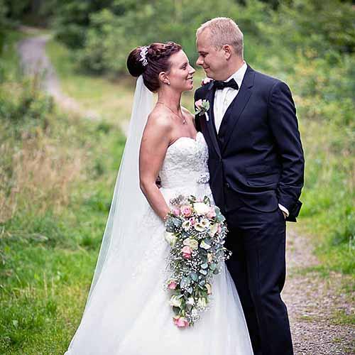 brudepar danmark