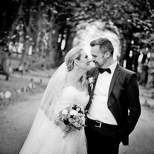 bryllupsfotograf Aarhus - bryllupsvals Varna palæet