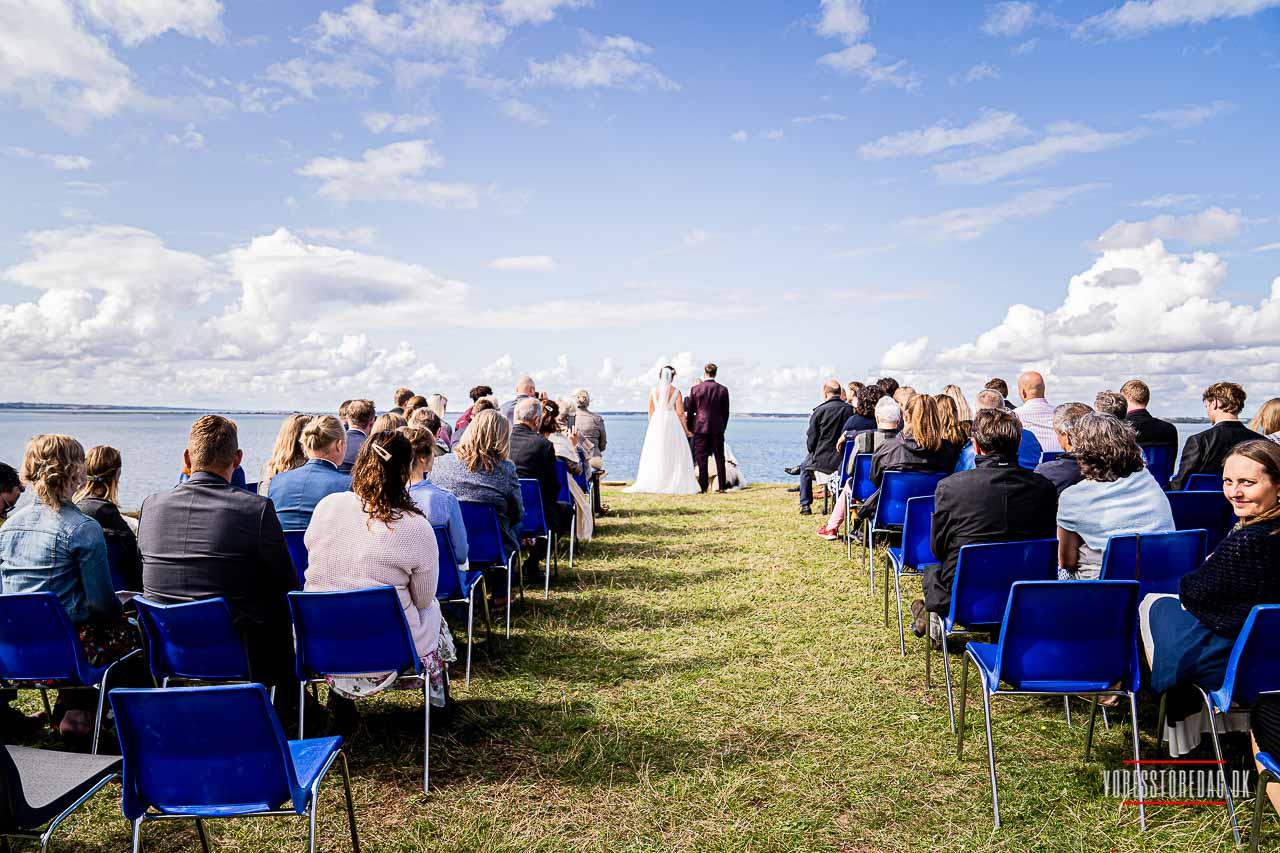 Se hvad det koster at få taget smukke billeder af jeres bryllup af bryllupsfotograf