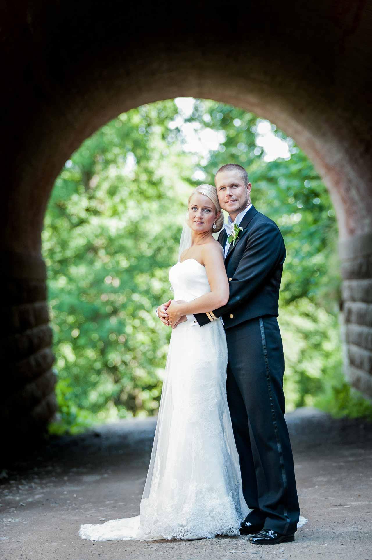 Smukke bryllupsfotografier