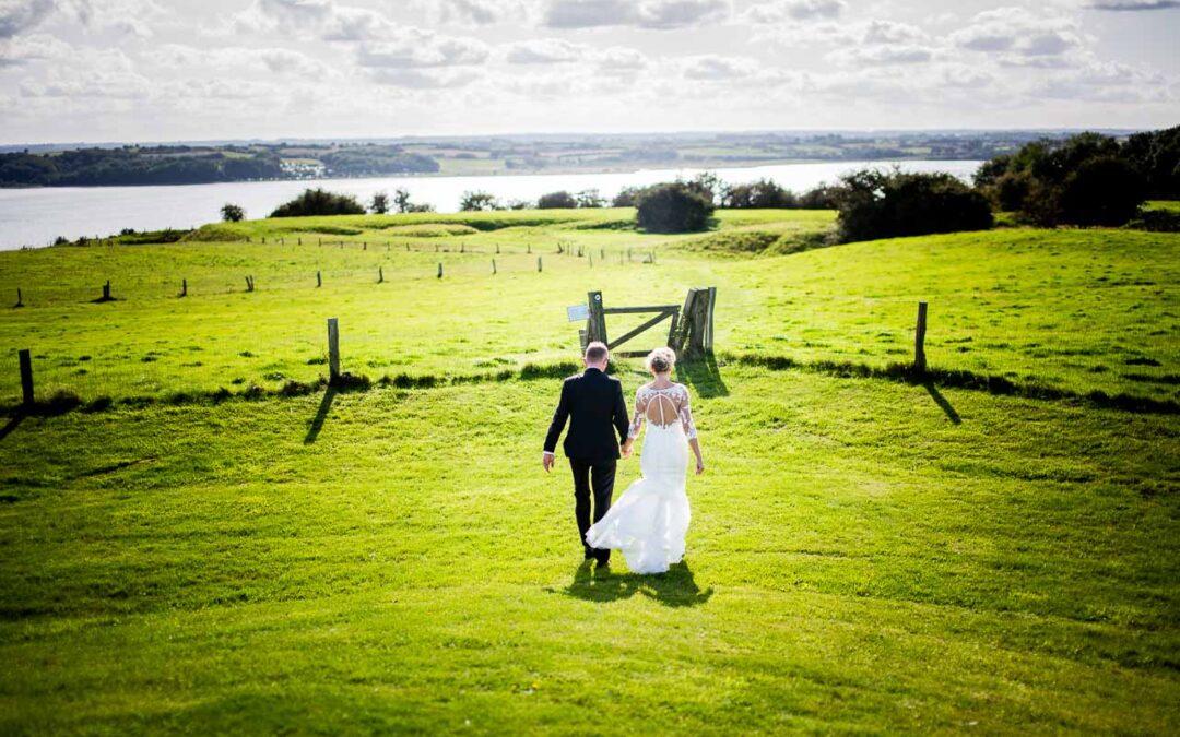 Utraditionel bryllupsfotograf