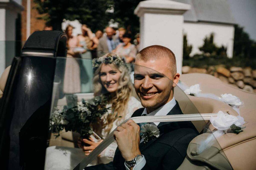 Levering af jeres bryllupsbilleder