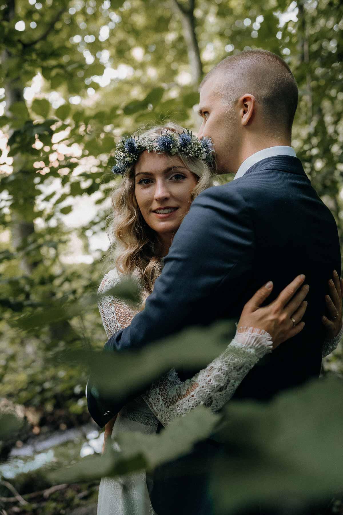 forskellige bryllupsfotografer